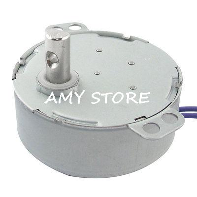 Microwave Oven Turntable 0.3W 3/3.6RPM CW/CCW AC 220-240V Synchronous Motor(China (Mainland))