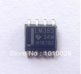 Freeshipping 10 LM393DR LM393 SMD original new - FSC ELECTRONIC store