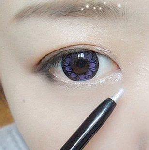 2095#lomeou/ Romeo automatic eyeliner halo easy to color color with a sponge silkworm<br><br>Aliexpress