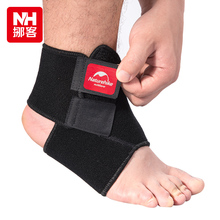 Black Adjustable Sports Safety Ankle Brace Support Stabilizer Foot Wrap For Ball Games Running Fitness-NatureHike(China (Mainland))