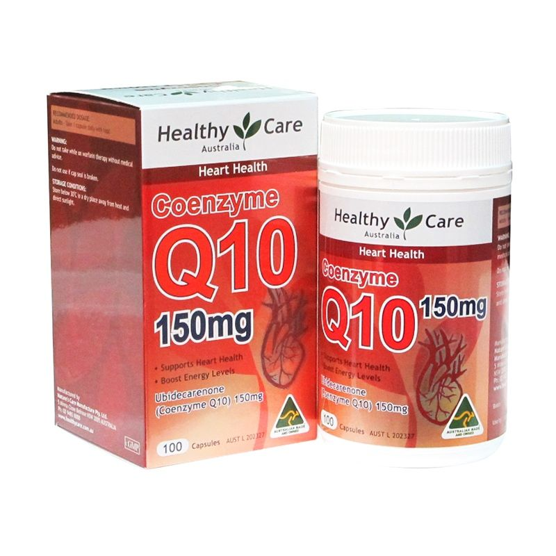 2015Healthy Care CoEnzyme Q10 150mg 100 Caps, Supports heart health, cardiovascular system, Boosts energy levels<br><br>Aliexpress