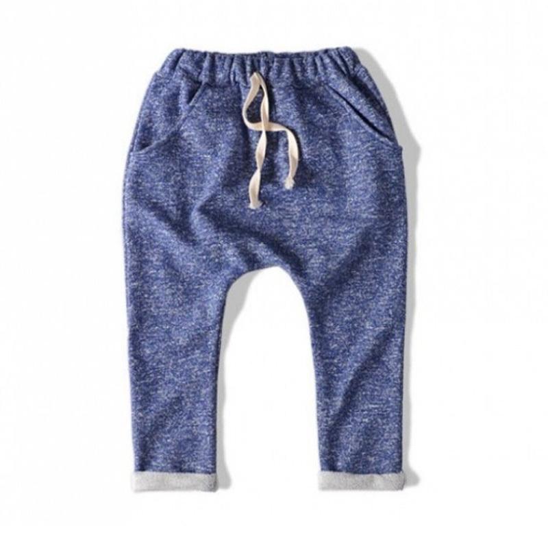 2015 Hot Sale Children Spring Pants New Style Fashion Boy Girl Pants Kid Cotton Baby Pants Harem Pants 4-7 year(China (Mainland))