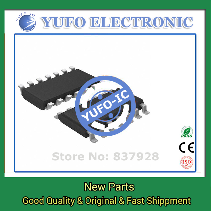 Free Shipping 10PCS TLC274BCD genuine authentic [IC OPAMP GP 2.2MHZ 14SOIC]  (YF1115D)