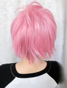 [Sword Art Online] Lisbeth Pink Cosplay Wig