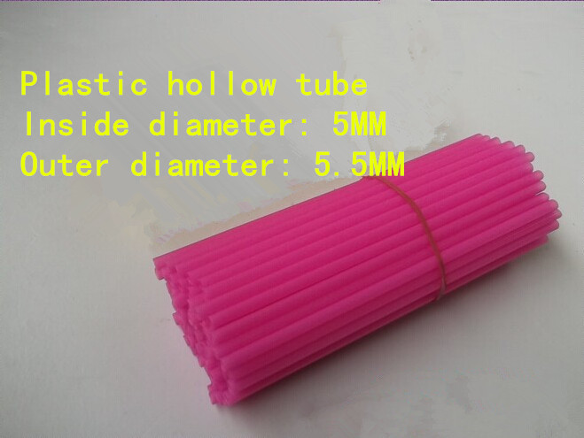 Plastic hollow tube tube architectural model making for Waste material model making
