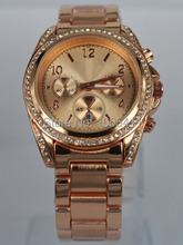 2015 Hot Sales New Fashion Watch Women Kors Luxury Brand Alloy Digital Quartz Watches Men Female