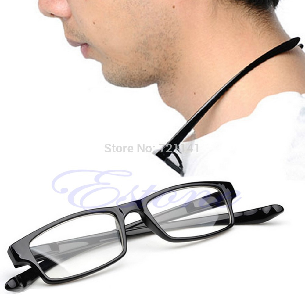 J34 Free Shipping New Light Comfy Stretch Reading Glasses Presbyopia 1 0 1 5 2 0