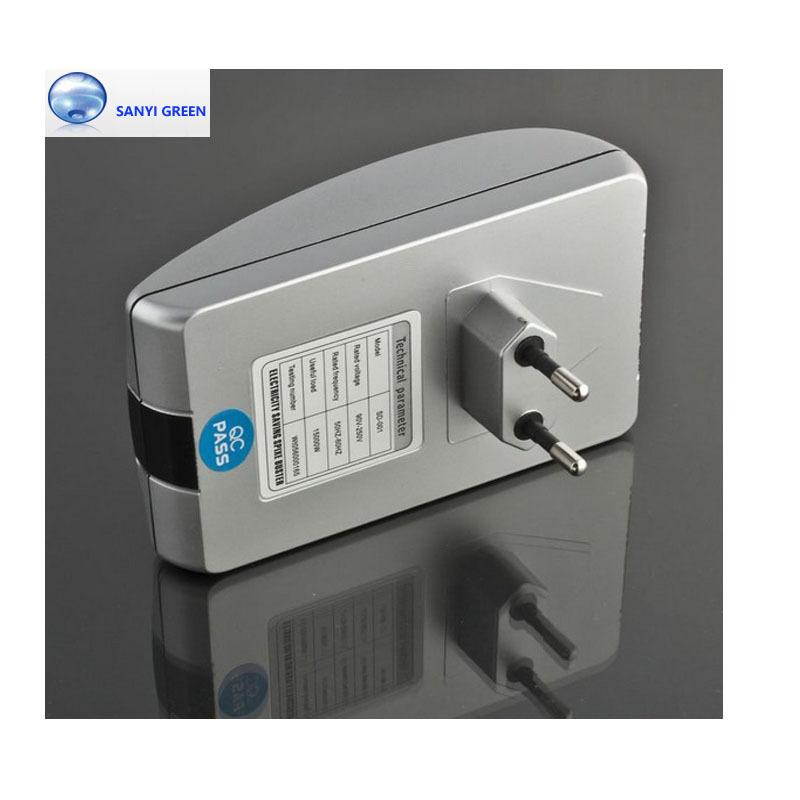Electric Power Saver for home 18KW Single Phase AU/EU/UK/US Plug Electricity Energy Saving Box +CE(China (Mainland))