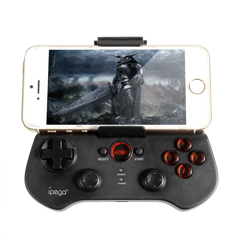 Original Top Game Brand iPega PG 9017s Joystick Wireless Bluetooth 3.0 Controller For iPhone For Samsung Android tablet PC<br><br>Aliexpress