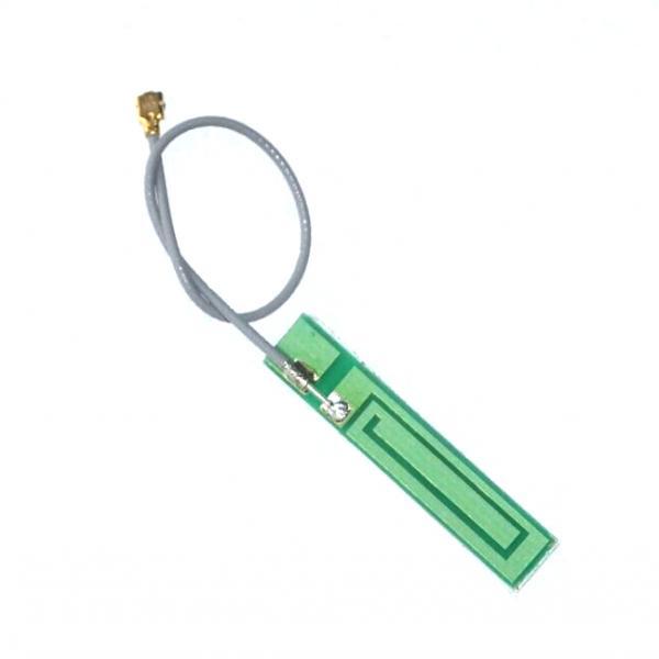 Free Shipping 10pcs Notebook mini pci network card GSM 2G 3G Antenna PCB Internal antenna i-pex Antenna(China (Mainland))