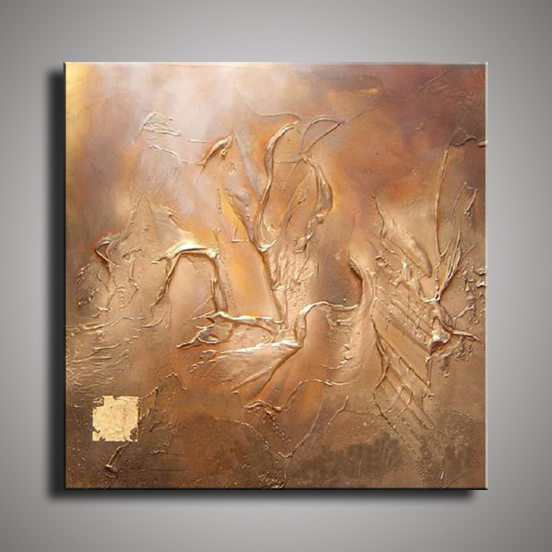 handmade oil painting on canvas modern Best Art Abstract oil painting original directly from artis XD1-183(China (Mainland))