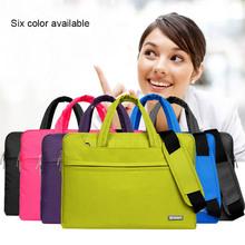 2016 Hot Fashion New Universal Laptop Ultrabook Notebook Shoulder Bag Case 11 13 14 15.6 inch for Macbook HP Lenovo Women Men