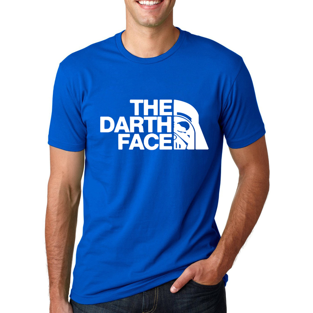 The Darth Face T-Shirt (13 colors)