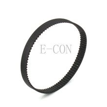 5pcs/lot 160-GT2 loop timing belt width 6mm GT2 belt Rubber Fiberglass inner length 160mm 80 Teeth for 3D Printer free ship(China (Mainland))