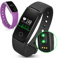 brand id107 smart wristband better than mi band 2 Bluetooth 4 0 Passomete Sync smartband Bracelet