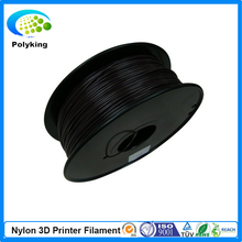 black color 3d printer filaments PA(Nylon) 1.75mm/3mm 1kg/2.2lb Plastics Resin Consumables For MakerBot RepRap UP Mendel