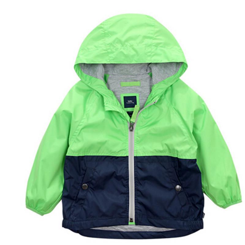 Baby Windbreaker Jacket | Outdoor Jacket