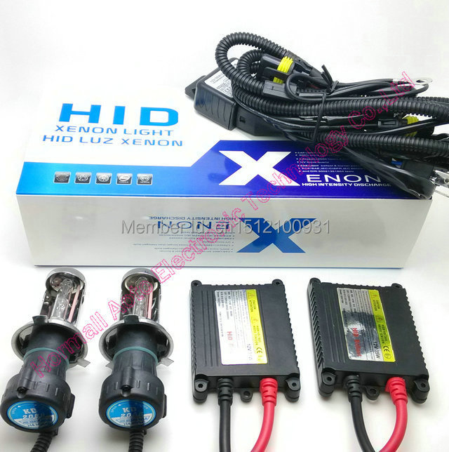 1set 12V H4-3 xenon H4 Bixenon H4 kit hid hi lo 9007-3 9007 9004 9004-3 H13 BI-XENON H4 Bi xenon H4 hid kit(China (Mainland))