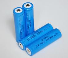 Sinomax настоящее 1500 мАч 3.7 В 18650 литий-ионная батарея сотовый литий-ионные аккумулятор для e-новые cigarrete