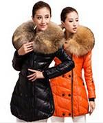 Женская одежда из меха 100%