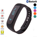 E02 Smart Watch Bluetooth Wristband Sport Bracelet Sleep Monitoring Pedometer For IOS Android