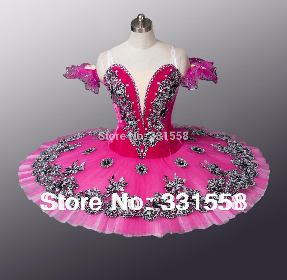 !Rose Red adult Ballet Tutu,Adult Stage Costumes,classical ballet tutu,professional tutu BT8973 - Swangirl Dancewear Co,.LTD store