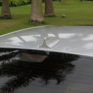 Car roof shark Fin Decorative Antenna For Skoda Octavia Fabia Rapid Superb Yeti Roomster/Mazda 2 3 5 6 CX5 CX7 CX9 Atenza Axela(China (Mainland))