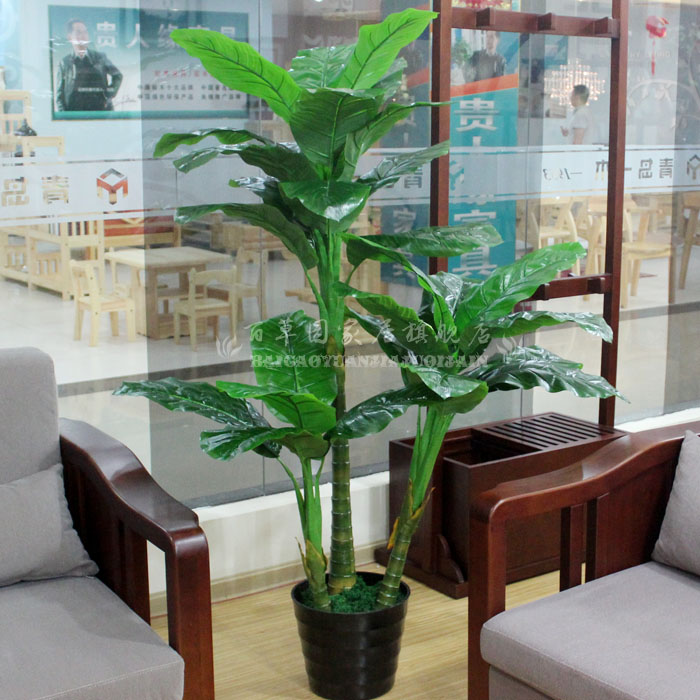 best artificial plants for living room ideas