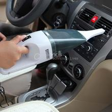 60W Super Suction Mini 12V Wet and Dry Handheld Portable Car Vacuum Cleaner YKS(China (Mainland))