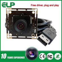 ELP 16mm lens 5MP 2592×1944 1/2.5inch Aptina MI5100 HD USB CCTV Camera high speed USB2.0 CMOS camera