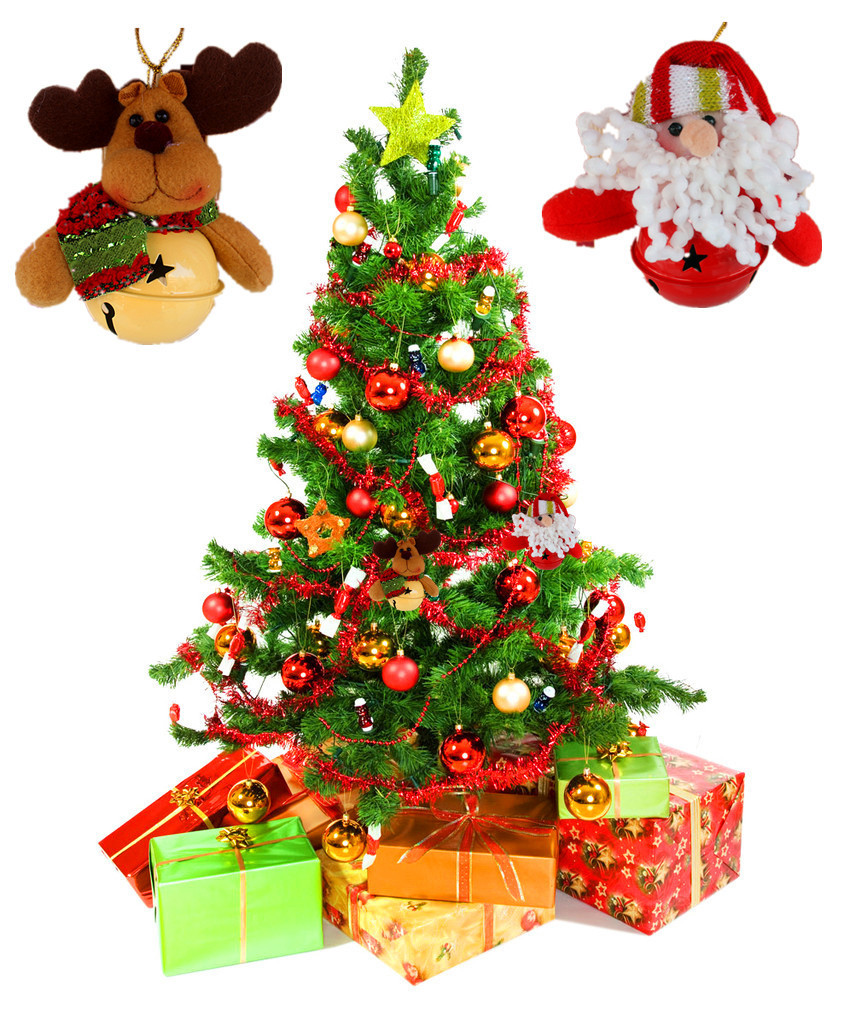 Wholesale 2015 new christmas tree ornament new year gifts for Discount christmas decorations