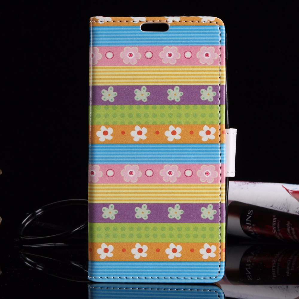 Fashion Denim Jean Bohemia Owl Butterfly Wallet Case for Alcatel One Touch Flash 2 Magnetic Flip Phone Cover Card Slots Stander(China (Mainland))