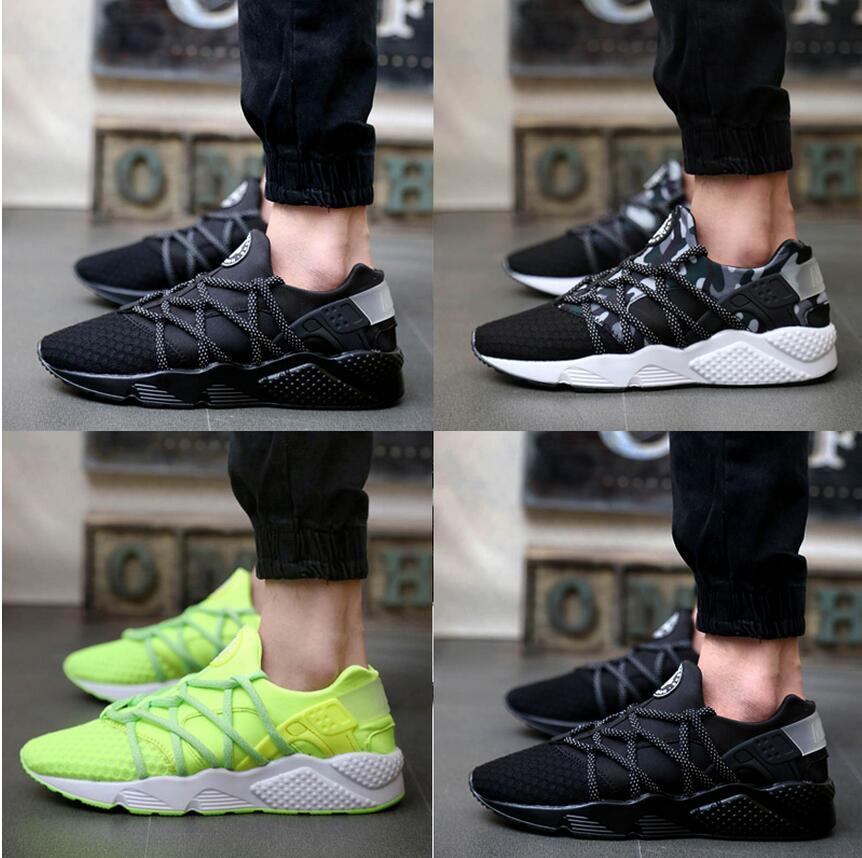 Autumn heighten Wallace breathable mesh men's shoes Thick soles gym casual shoes fashionable joker male shoes(China (Mainland))