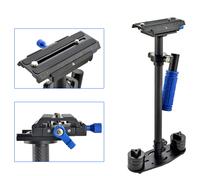 Buy Load 1-2.5KG Carbon Fiber DSLR S-60 Video Camera Stabilizer DV camcorder Steadycam Steadicam DHL free for $115.68 in AliExpress store