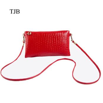 Новый искусственный кожаные сумки летние модели маленькая сумка 2015 приток женщин волнового пакета сумка крокодил картина
