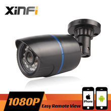 Buy XINFI 2017 New HD 1080P CCTV IP camera 2MP night vision Outdoor Waterproof network camera ONVIF Remote view 12V Power gift for $34.83 in AliExpress store