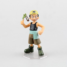 Anime One Piece 12CM POP Usopp Childhood ver. PVC Action Figure Collectible Model Toy Brinquedos