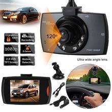 "1080P 2.4"" HD TFT LCD Car Dash Camera Video DVR Cam Recorder Night Vision G-Sensor MA340(China (Mainland))"