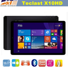 Teclast X10HD 3G Dual OS Windows 8.1 & Android 4.4 Dual Boot Tablet PC Quad Core HDMI GPS 3G Phone Call 2GB 64GB Tablets(China (Mainland))