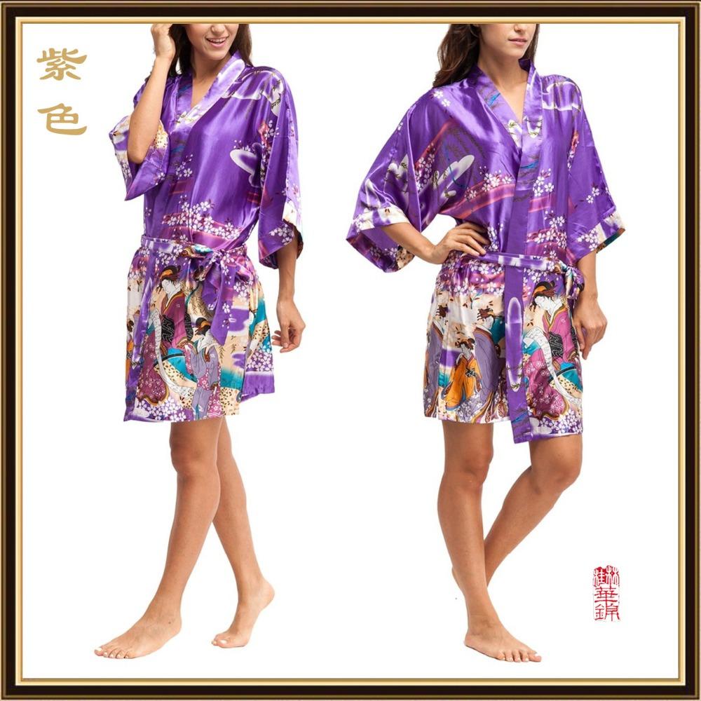 Женский халат 2016 Longue