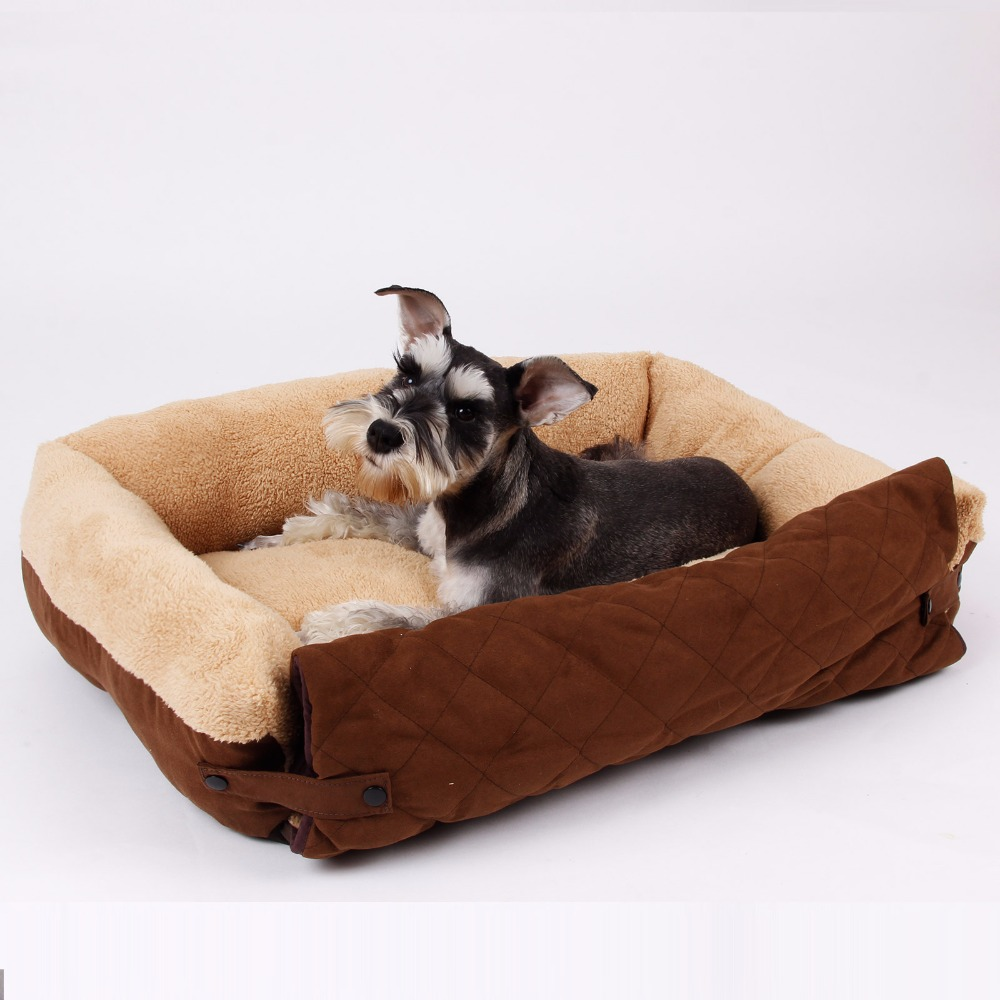 Domestic Delivery Multifunctional Dog Sofa Pet Cat Bed Soft Warm Dog Cat Mat Cushion Puppy Sofa High Quailty Dog Cat Kennel Bed(China (Mainland))