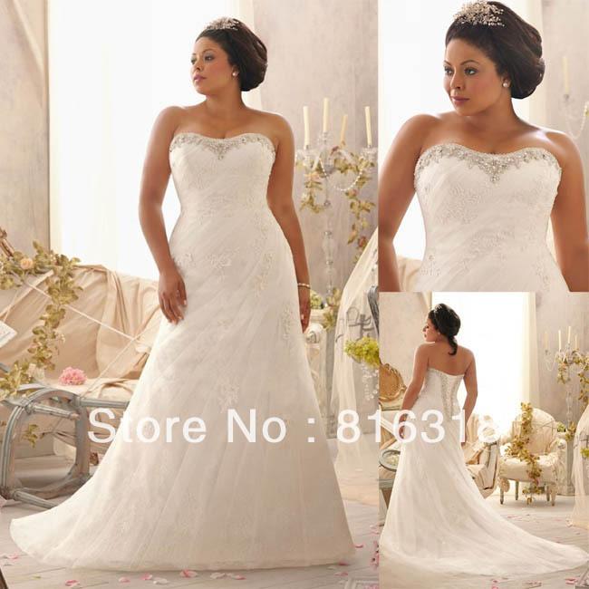 Vestidos de novias beautiful vintage off the shoulder for Plus size off the shoulder wedding dress