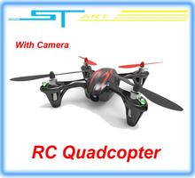 Free Shipping New Hubsan X4 H107C 2.4G 4CH RC drone Quadcopter With Camera RTF Better than V939 Toys helicopter wholesa boy gift