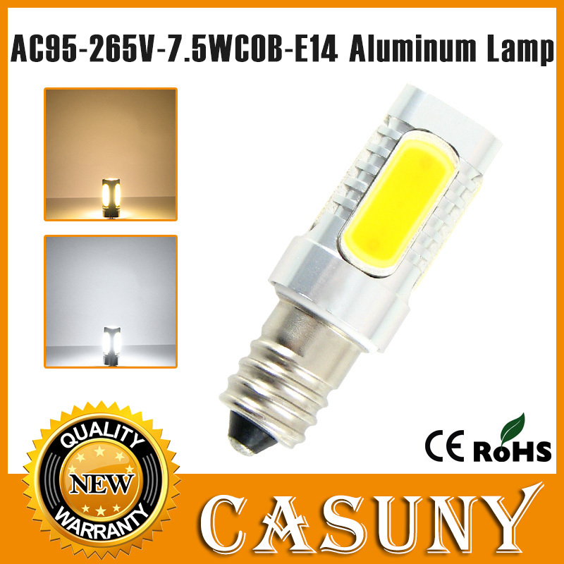 6pcs/Lot 360 degree g4 led bulb dc 12v natur white 5*smd 1.5wcob led 12v e14 led 7.5w lamp Crystal Corn Bulbs Replace halogen<br><br>Aliexpress