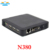 Partaker MINI PC thin client N380 with Black CE 6.0 Thin Client Flash XP 2000 Server 2003 Windows 7 or 8 Linux supported