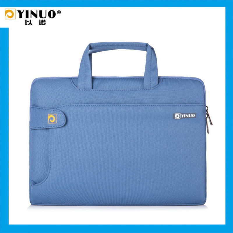 YINOU casual computer bag ultra-thin portable laptop bag 11/ 13 / 15 / 17 inch Laptop Bag(China (Mainland))