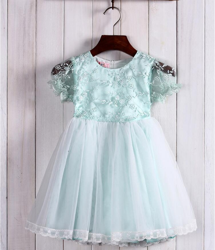 Birthday Party Mint Green Lace Dress Image Inspiration of Cake and