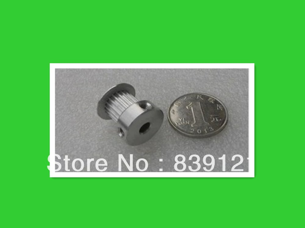 cnc Timing pulley MXL20 ID 5 6 6.35MM Stocked offer drawing can