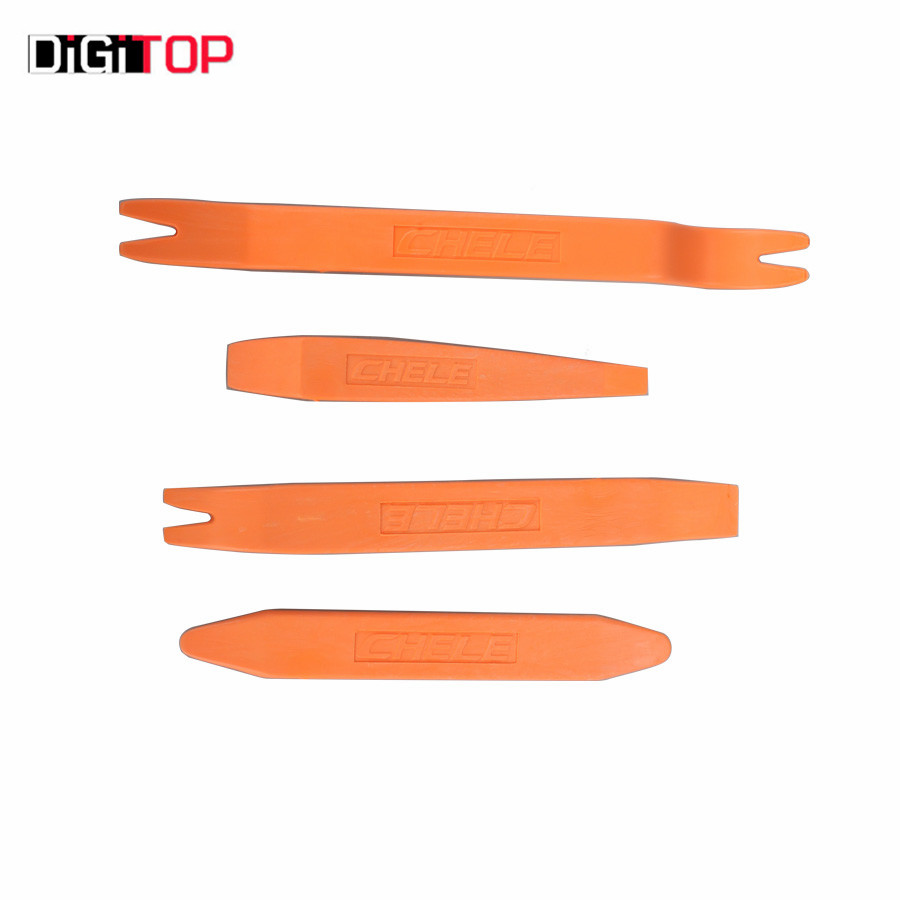 Car Radio Panel Door Clip Trim Dash Audio Removal Pry Prying Repair Opening Tool - DIGITOP Online Supplier store