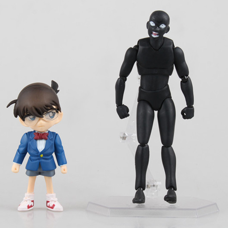 Detective Conan, Conan shadows moving prisoners Model Toy Figures - Toys Center's store